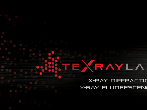 tex-ray lab logo design