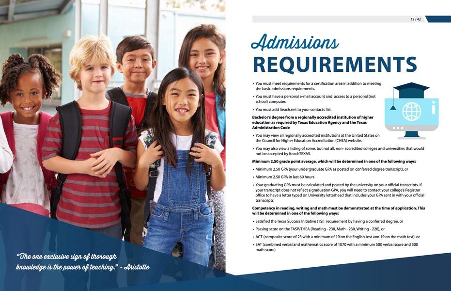 Texas Teacher Certification