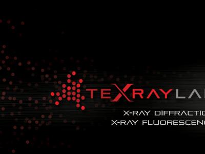 tex-ray lab logo design